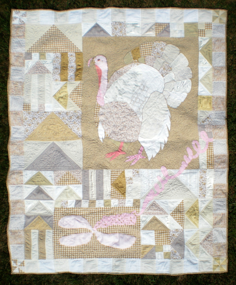 White Turkey No. 3