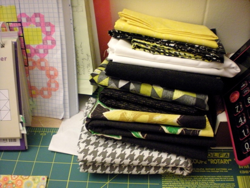 Motivational Fabric Stack
