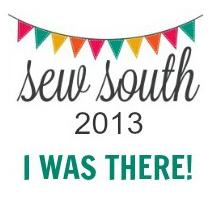 Sew South 2013
