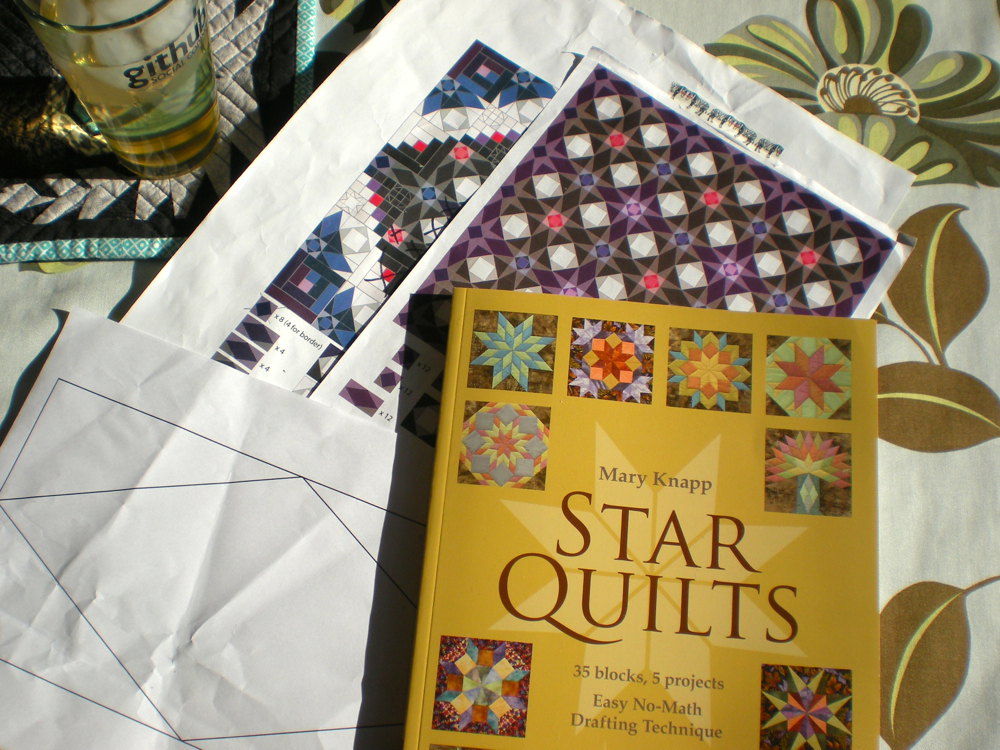 Star Quilts book cover