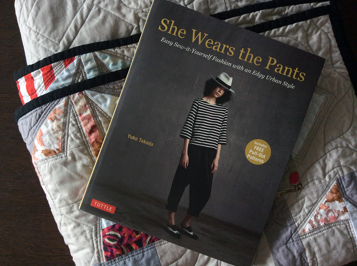 She Wears the Pants book