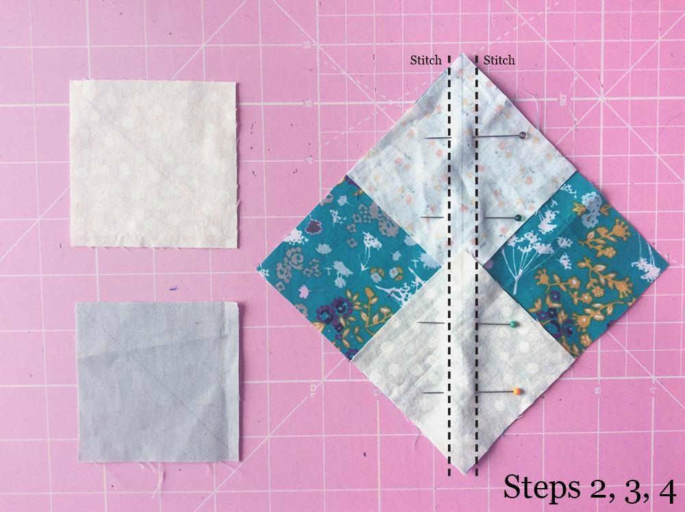 Part 1 Steps 2, 3, 4