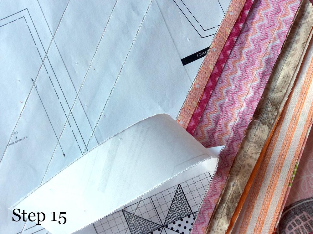 Improv Stripe Step 15