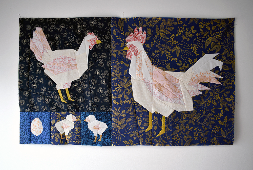 Blue Chickens Family Pack