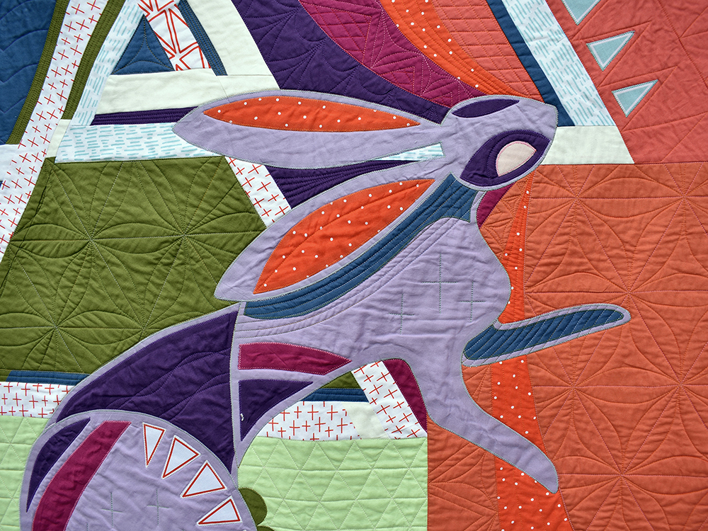 Rockstar Hare (detail)