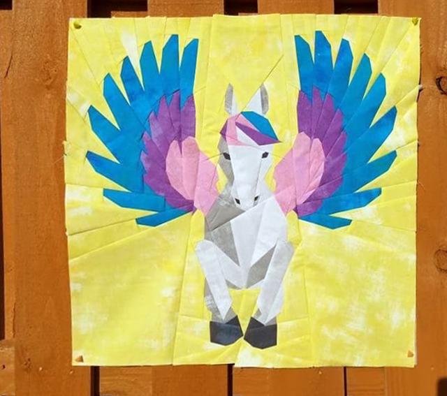 Vivian's Pegasus