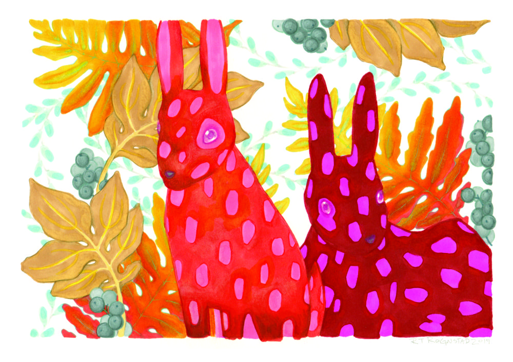 Spotty Rabbits